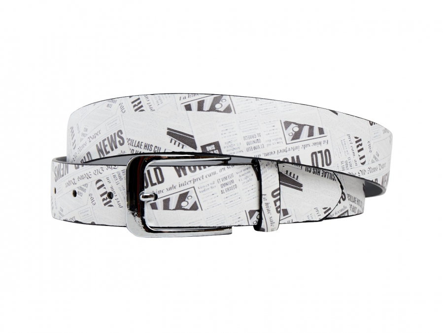 ZigZag | Patroon Herenriem | Lureaux
