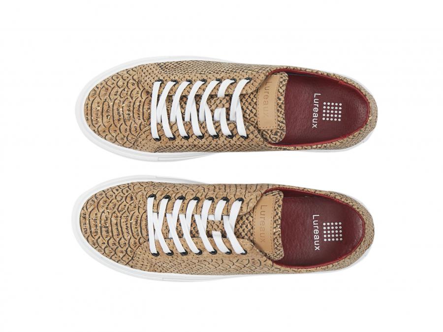 Kurk Patroon   Schoenen & Sneakers   Lureaux